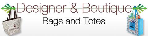 Designer & Boutique Totes