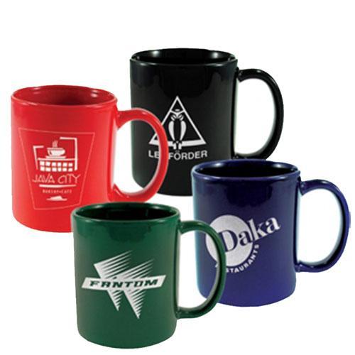 11oz Ceramic Cafe Mug