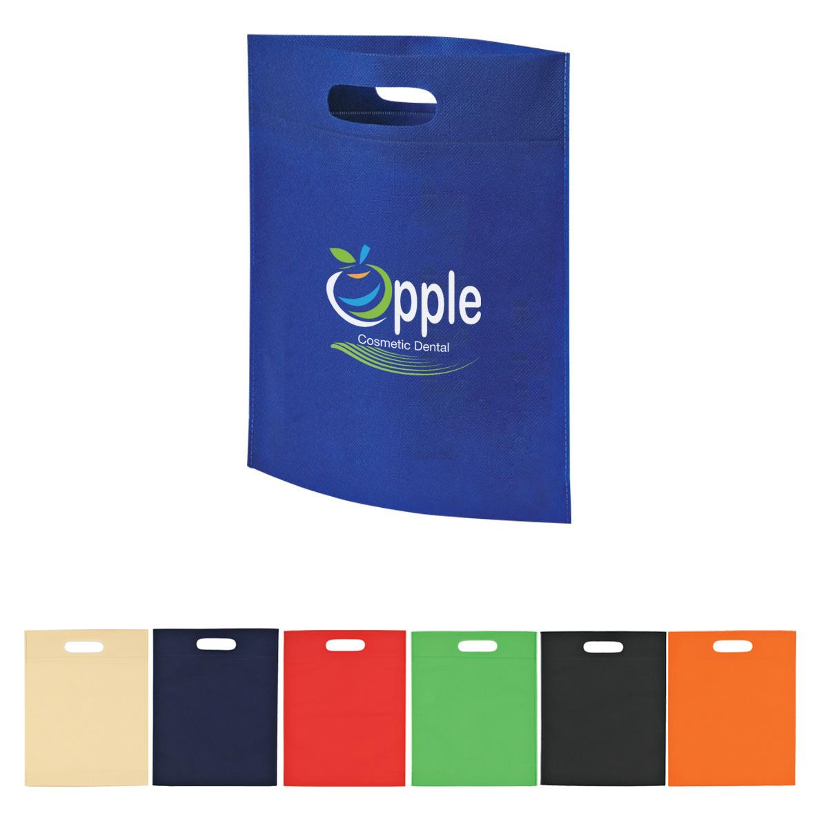 Heat Sealed Non-Woven Exhibition Tote