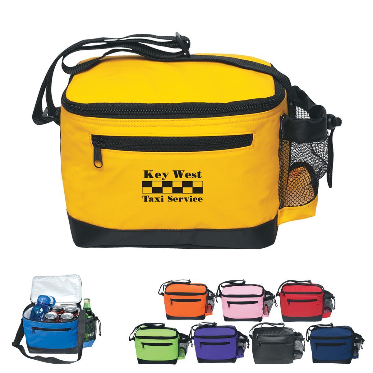 Six Pack Deluxe Kooler Bag