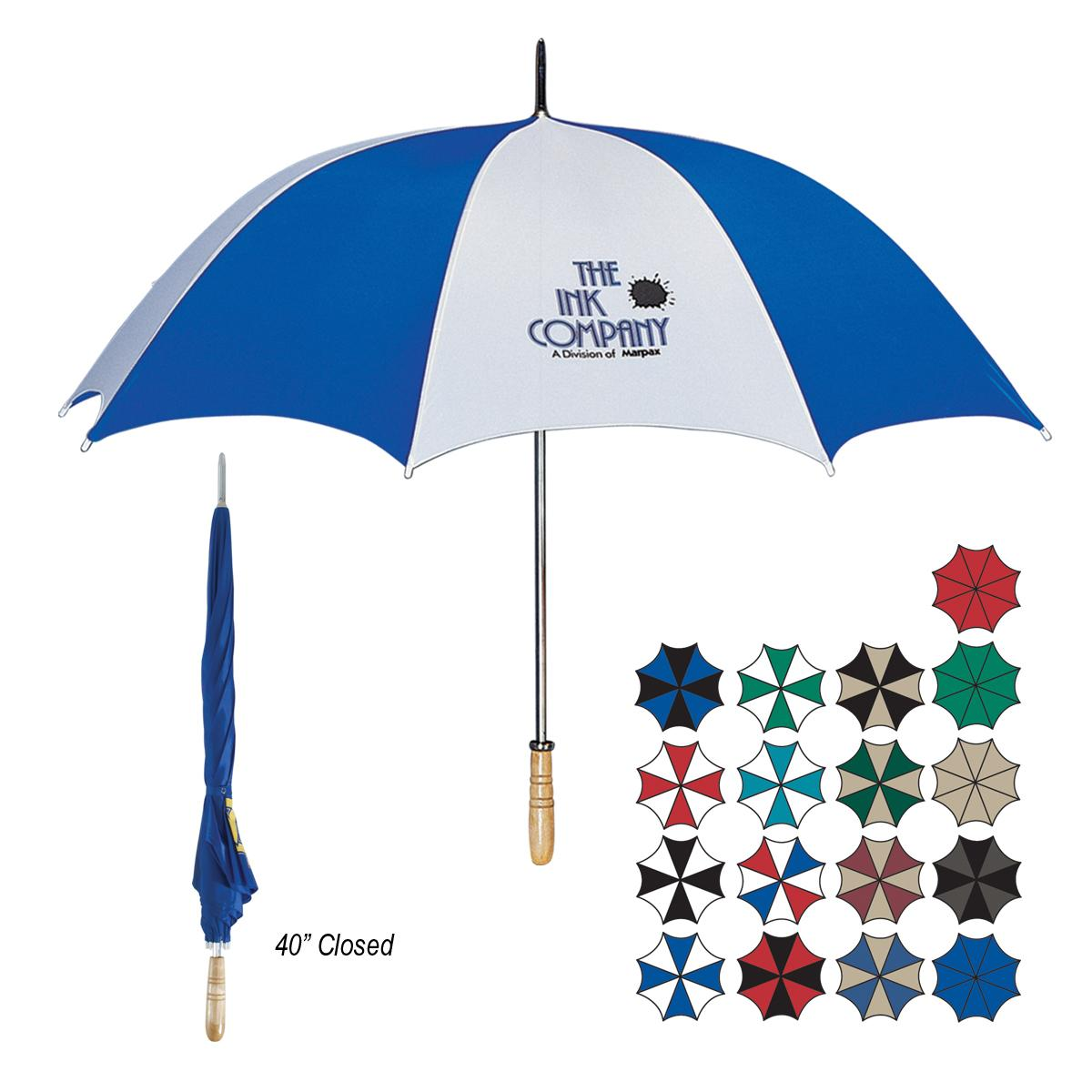 "60"" Arc Golf Umbrella"