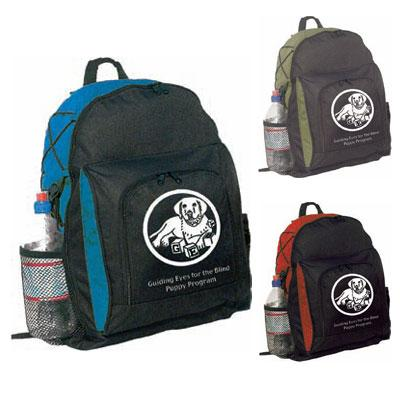 Sports Backpack with Padded Straps