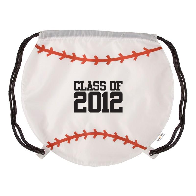 GameTime!™ Baseball Drawstring Backpack