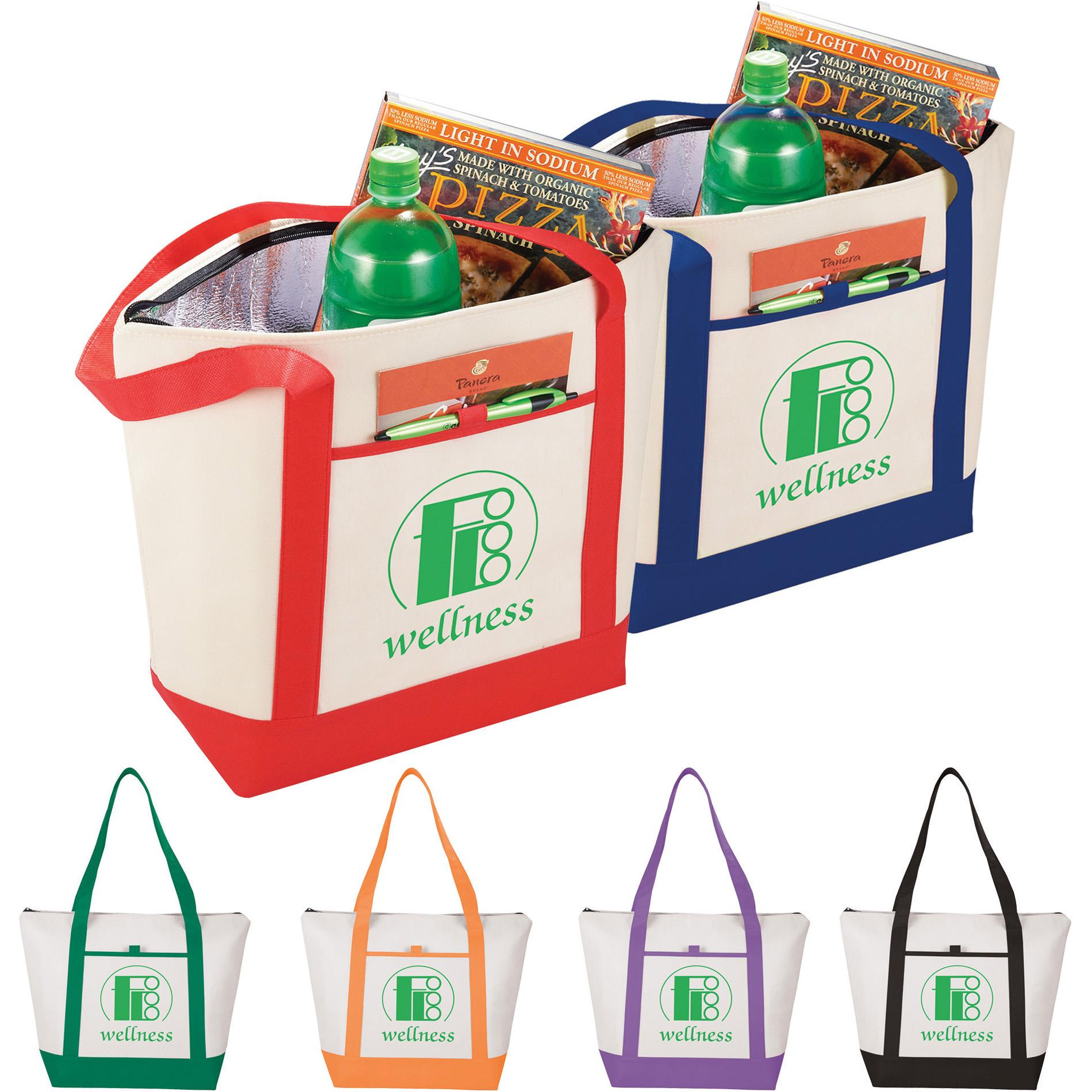 Insulated Lighthouse Boat Tote Cooler