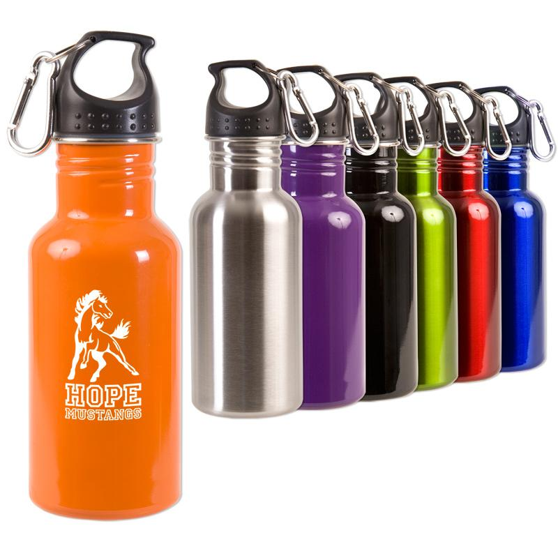 17 oz. Stainless Adventure Bottle