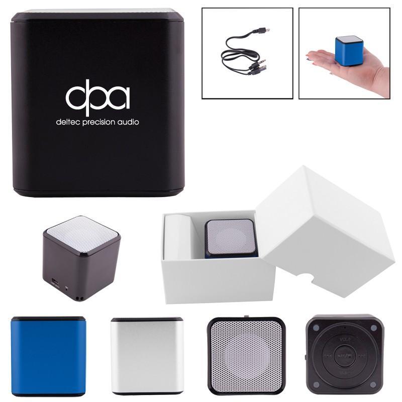 Cubic Bluetooth Wireless Speaker