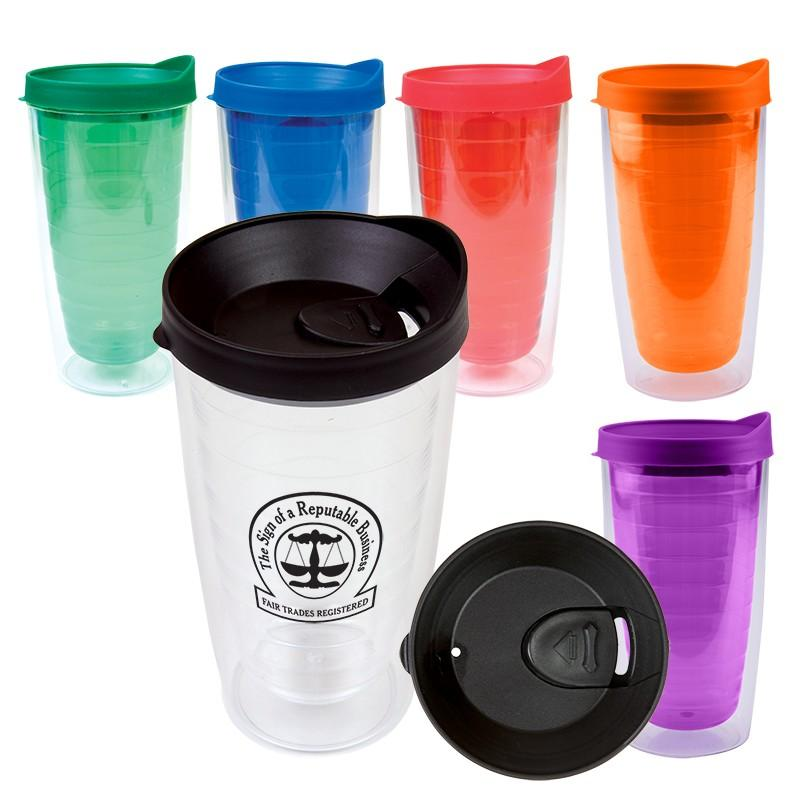 16 oz. Double Wall Orbit Tumbler