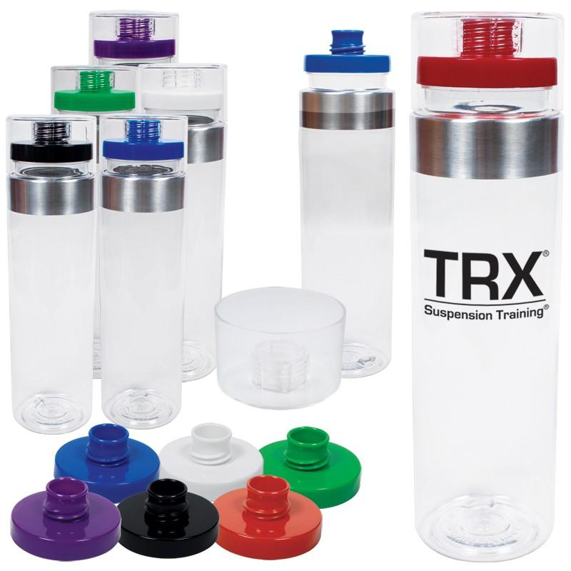 32 oz. Mirage Top Tritan Water Bottle